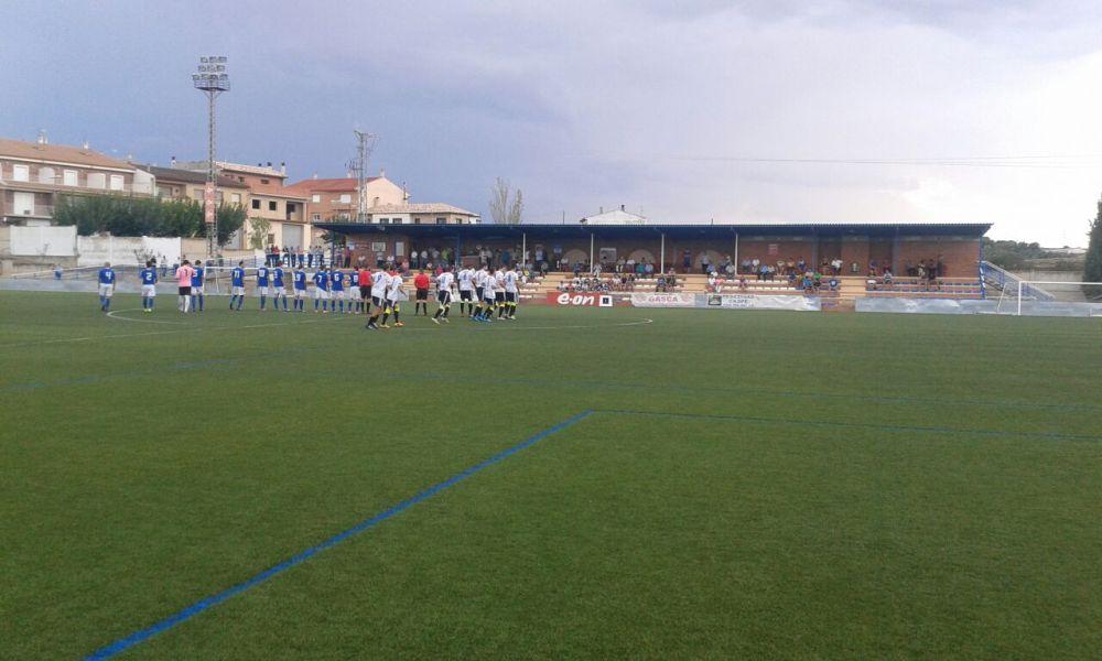 Caspe 0 - 0 Santa Isabel